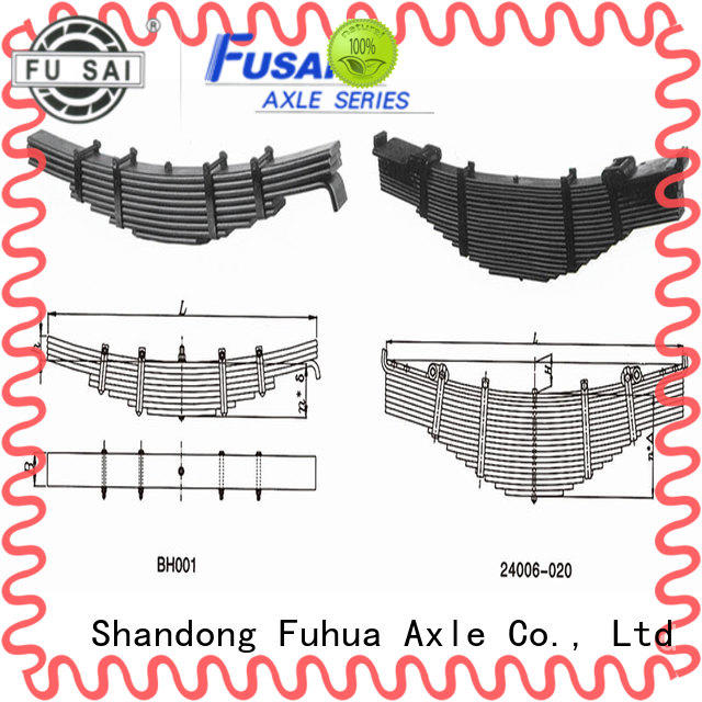 top quality trailer parts quick transaction for importer