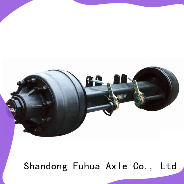 FUSAI new small trailer axle manufacturer for wholesale