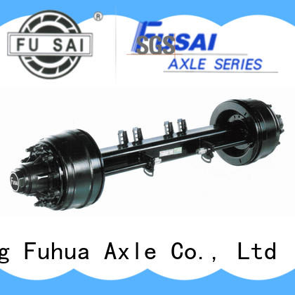 FUSAI new trailer axle parts factory for wholesale
