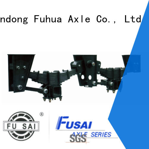 FUSAI hot sale trailer air suspension from China for dealer
