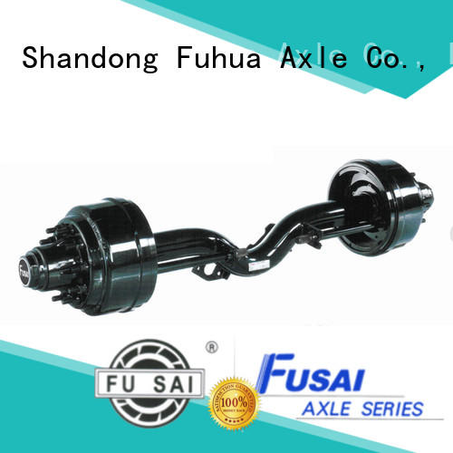FUSAI top quality trailer axle parts manufacturer for sale