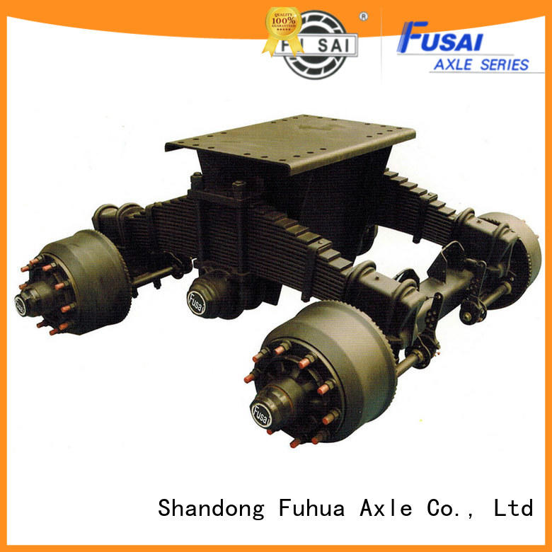 FUSAI standard bogie suspension great deal for importer