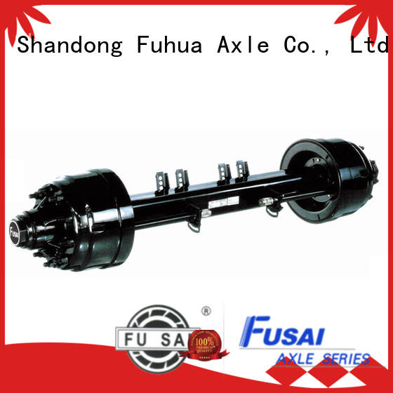 small trailer axle factory for sale