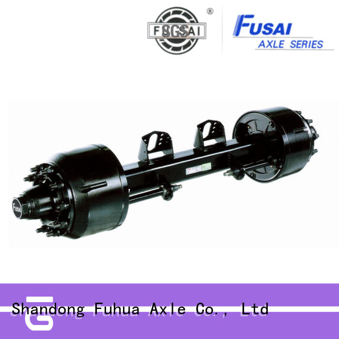 China types of trailer axles trader for sale
