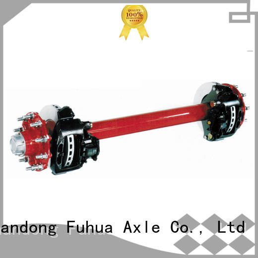 FUSAI customized disc brake axle quick transaction for merchant
