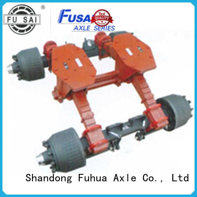FUSAI standard bogie suspension purchase online for wholesale