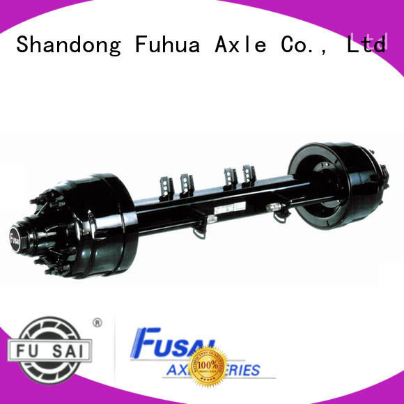 FUSAI new trailer axle kit trader for importer