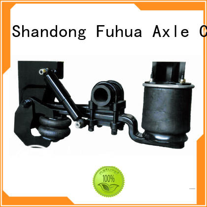 FUSAI customized air suspension system international trader for importer