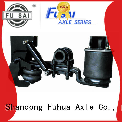FUSAI air suspension factory for truck trailer