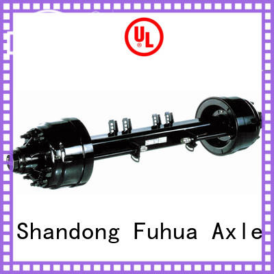 FUSAI competitive price trailer axles trader for importer