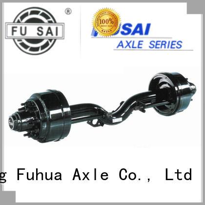 FUSAI trailer axle parts factory for sale