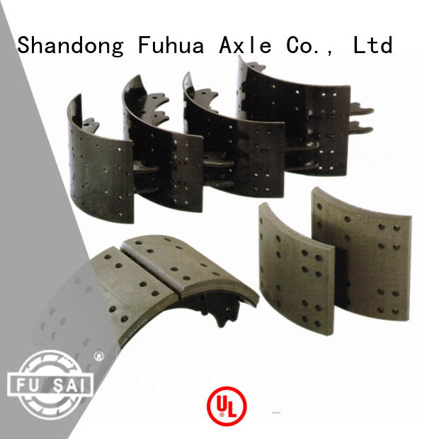 FUSAI strict inspection trailer springs from China for importer
