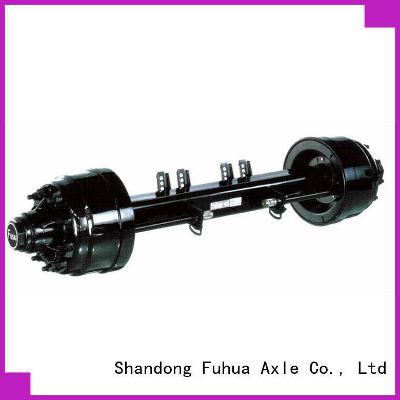 competitive price small trailer axle manufacturer for wholesale
