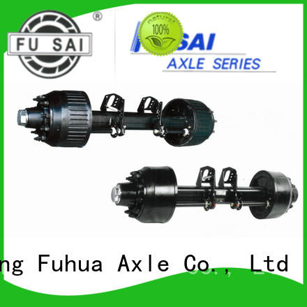 FUSAI China types of trailer axles trader for sale