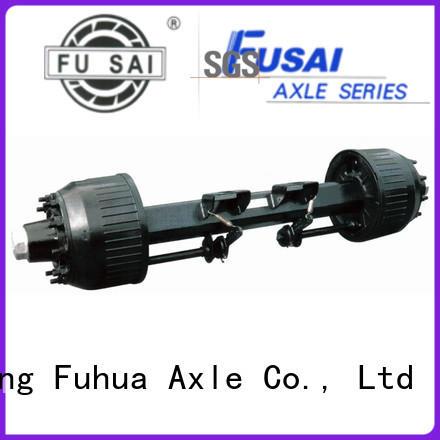 drum axle factory for truck trailer FUSAI