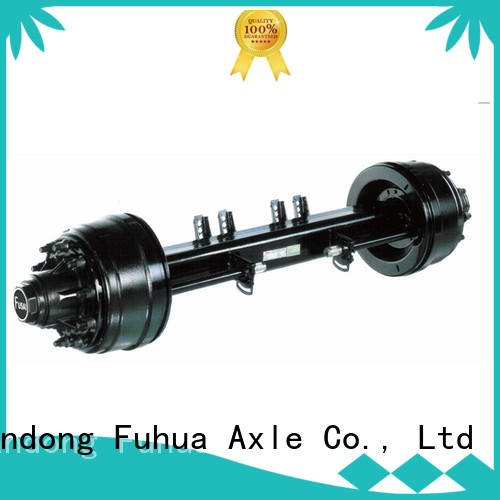 top quality trailer axles factory for importer