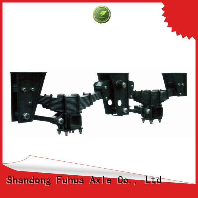 standard independent trailer suspension from China for businessman
