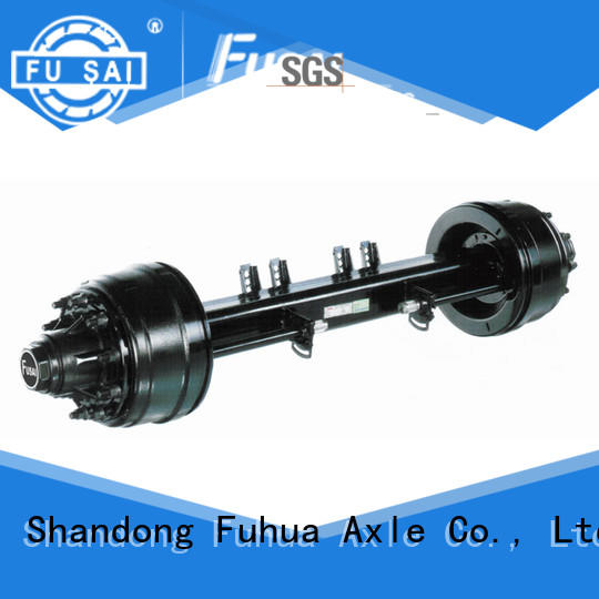 FUSAI top quality small trailer axle factory for wholesale