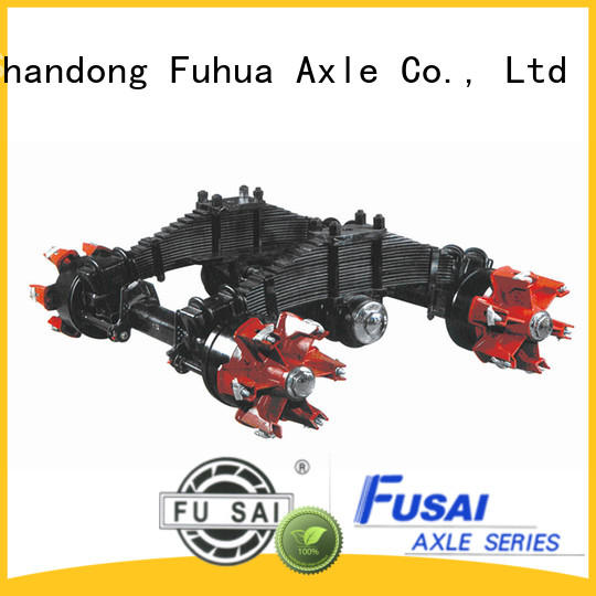 FUSAI factory directly supply bogie truck source now for sale