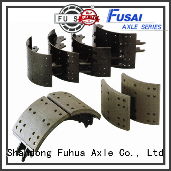 FUSAI perfect design trailer leaf springs for wholesale