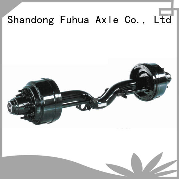 top quality small trailer axle manufacturer for importer