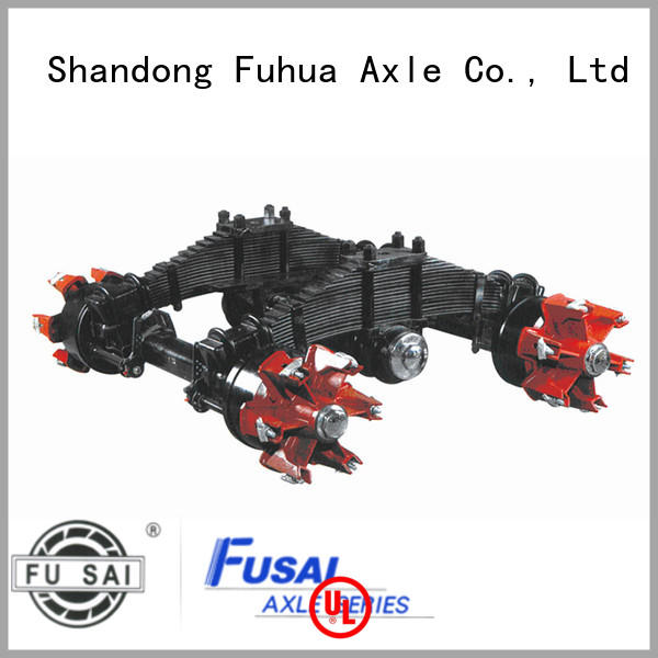 FUSAI trailer bogie purchase online for importer