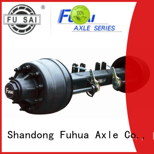 FUSAI new trailer axle parts trader for importer