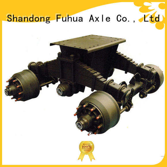 factory directly supply trailer bogie great deal for wholesale