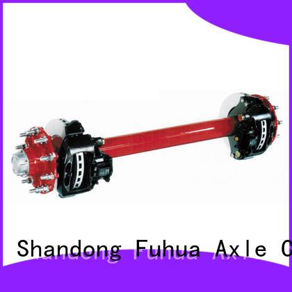 FUSAI customized disc brake axle bulk purchase for merchant