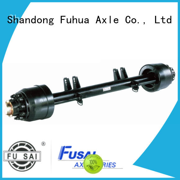 FUSAI top quality trailer axle parts factory for wholesale