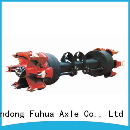 100% quality types of trailer axles trader for truck trailer