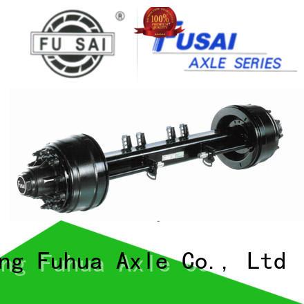 trailer axle kit factory for wholesale FUSAI