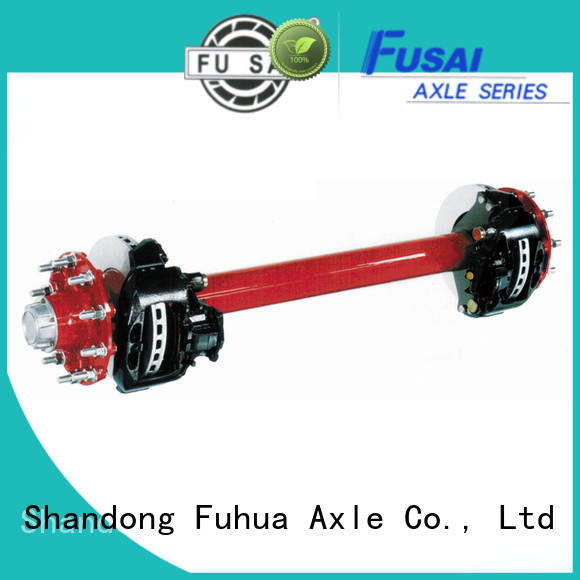 FUSAI trailer brake parts from China for businessman