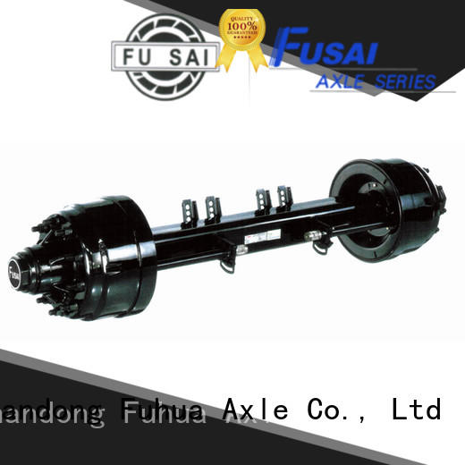 FUSAI trailer axle kit manufacturer for importer