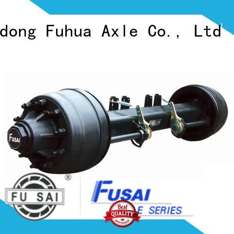 FUSAI small trailer axle trader for wholesale