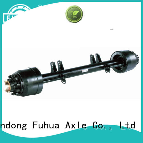 FUSAI competitive price small trailer axle factory for importer