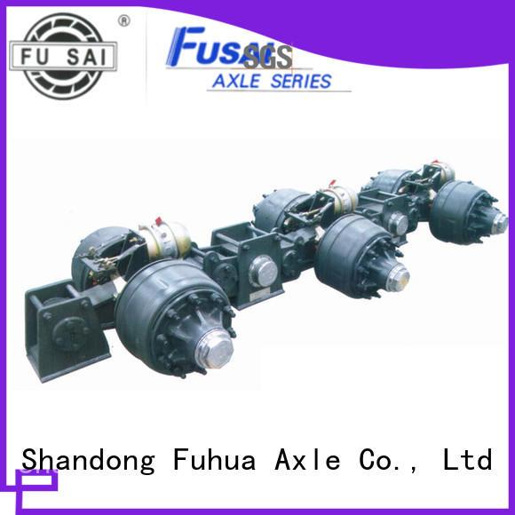 cantilever rear suspension for merchant FUSAI