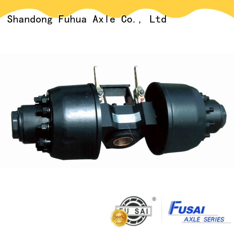 trailer axle parts manufacturer for sale FUSAI