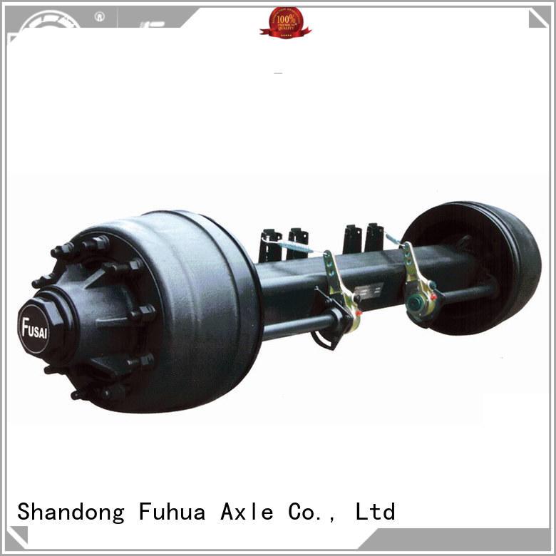 FUSAI small trailer axle manufacturer for sale