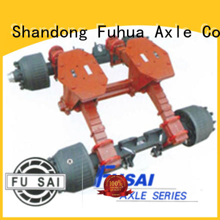 customized trailer bogie great deal for importer