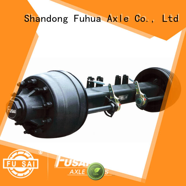FUSAI top quality trailer axle parts factory for sale