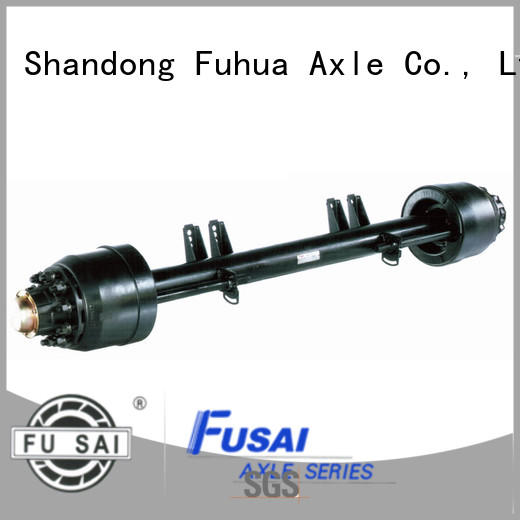 FUSAI top quality trailer axle kit manufacturer for importer