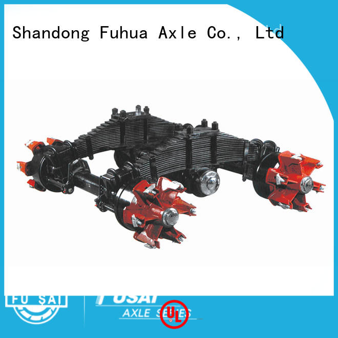 FUSAI standard bogie truck great deal for wholesale