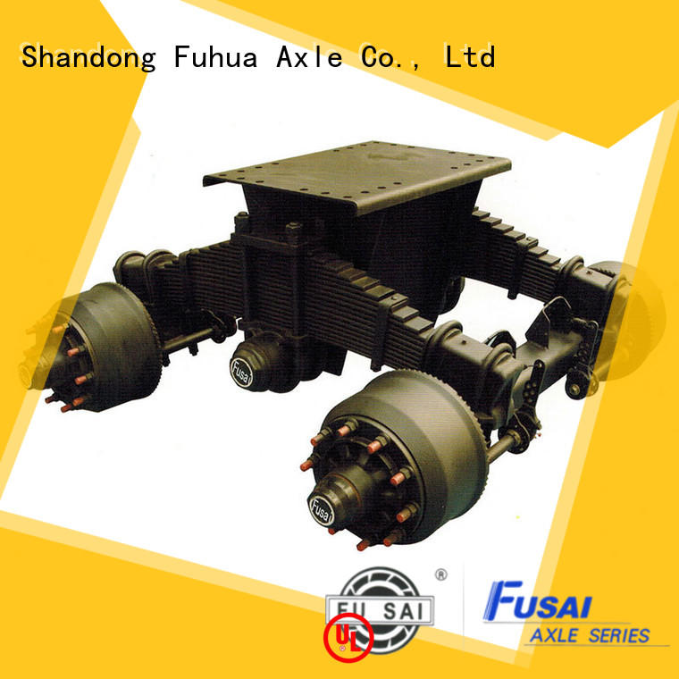 FUSAI trailer bogie purchase online for sale