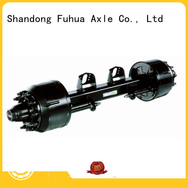 100% quality trailer axles with brakes trader