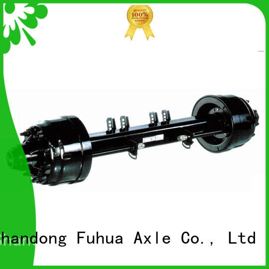 FUSAI new small trailer axle manufacturer for importer