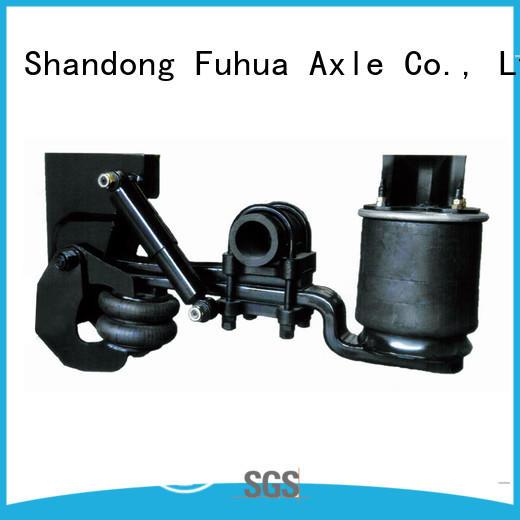 FUSAI perfect design trailer air suspension supplier for importer