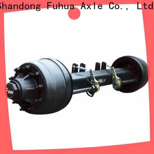 FUSAI new trailer axle kit factory for importer