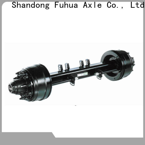 FUSAI trailer axle kit manufacturer for wholesale