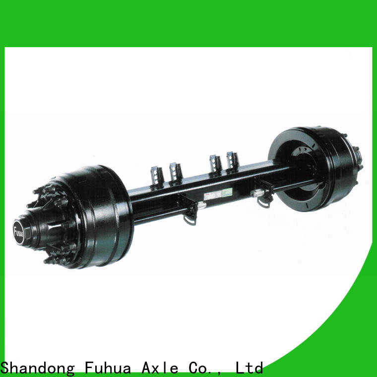 FUSAI new trailer axle kit factory for wholesale